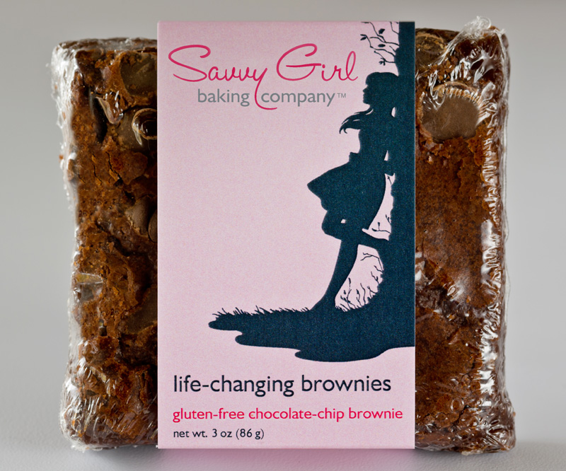 Savvy Girl Brownies