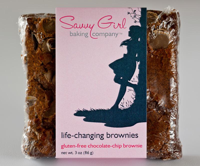 Savvy Girl Brownies